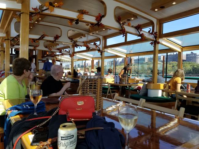 50 hours and Manhattan river cruise