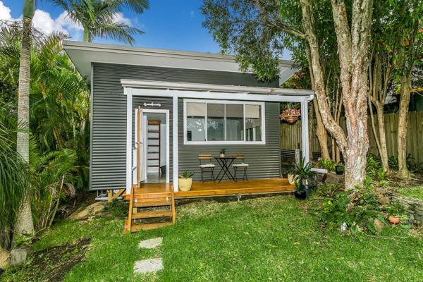 surf shack tiny home
