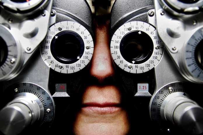 eye test for health