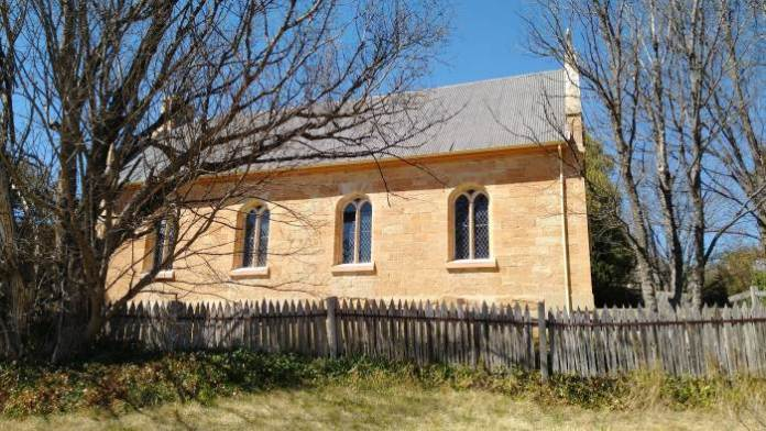 hartley historic village