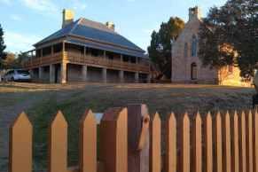 Weekend escape to Hartley Historic Village
