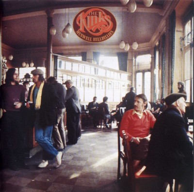 1971 - Muswell Hillbillies - front
