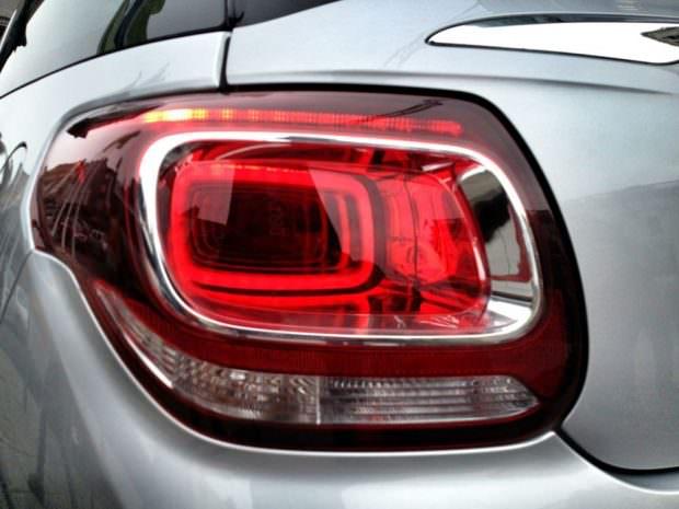 Citroen Ds3 LED light