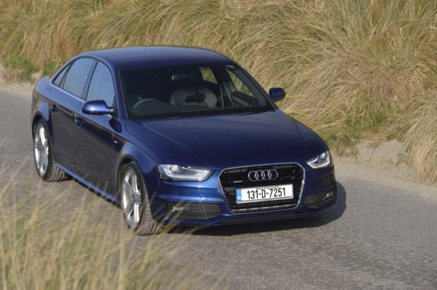 Audi A4 quattro top