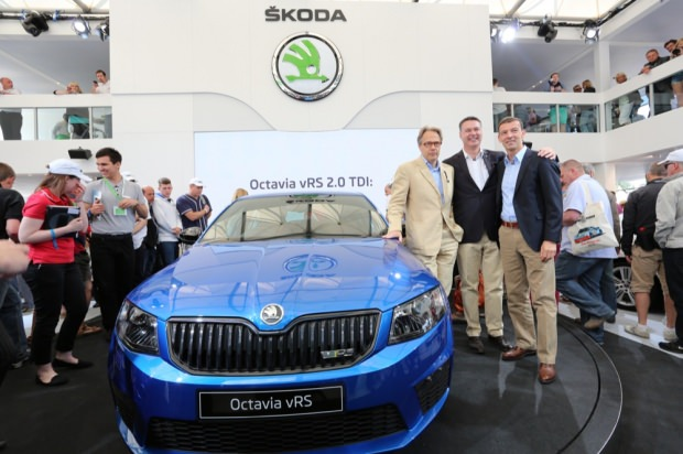 Octavia RS Goodwood