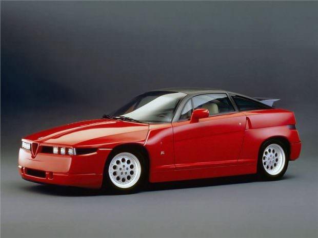 Alfa Romeo SZ (1)