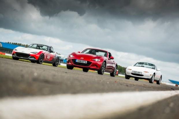 Mazda MX-5 lineup