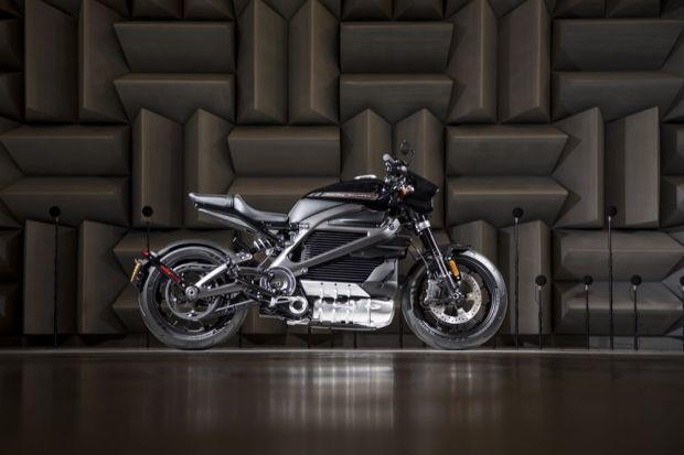 Harley-Davidson LiveWire side profile