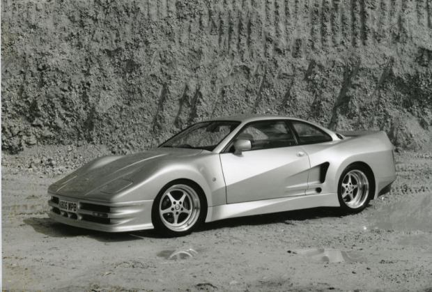 Silver Lister Storm