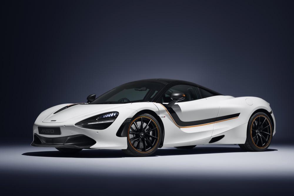 MSO McLaren 720S front quarter