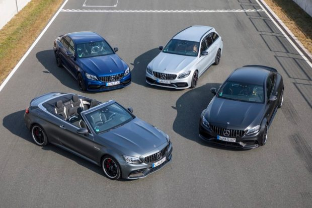 Mercedes-AMG C 63 family
