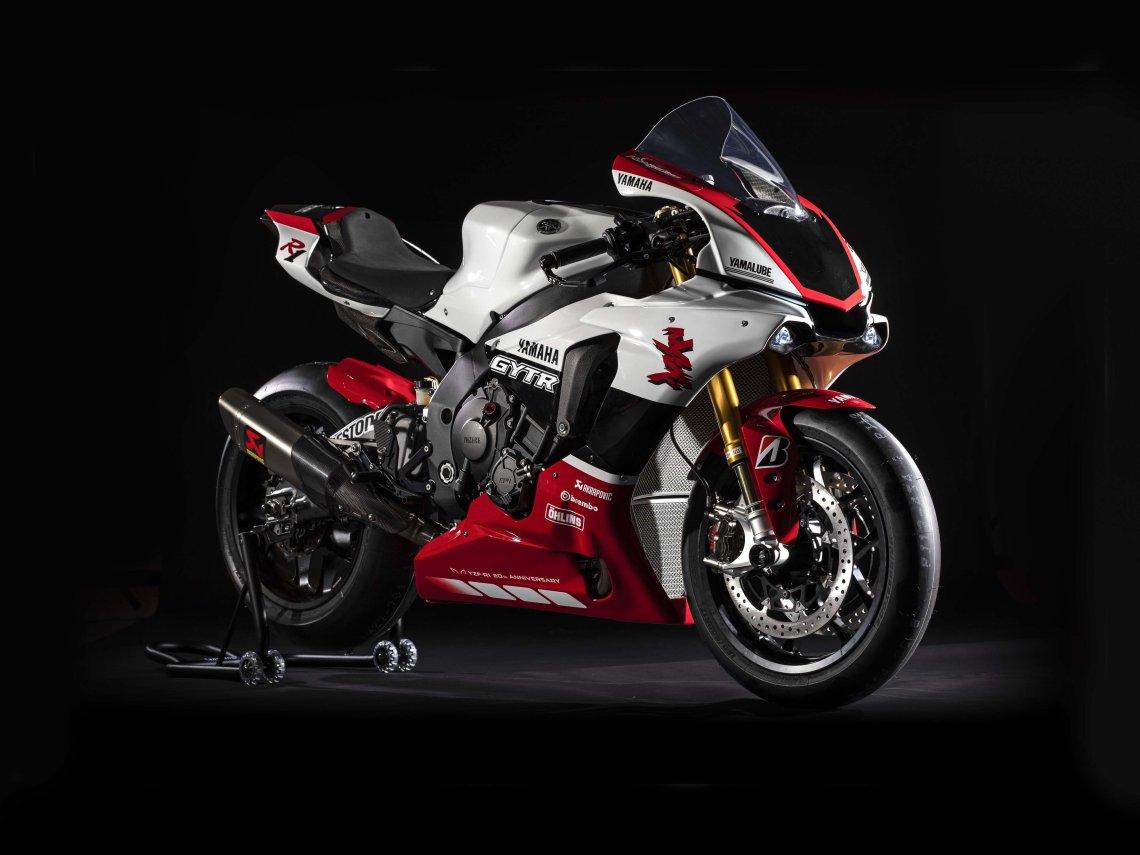 Yamaha YZF-R1 GYTR main