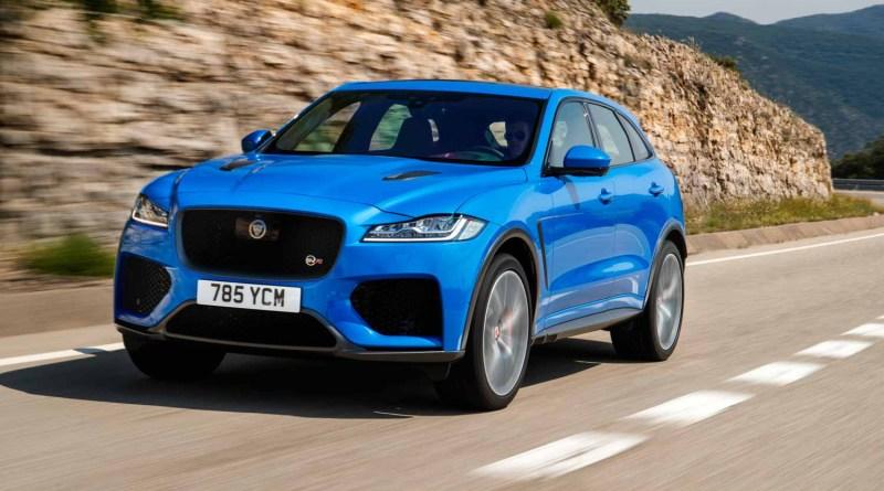 Jaguar F-Pace SVR main