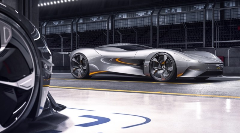 Jaguar Vision GT main