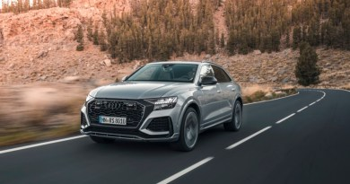 Civil War in the Audi Q8 range