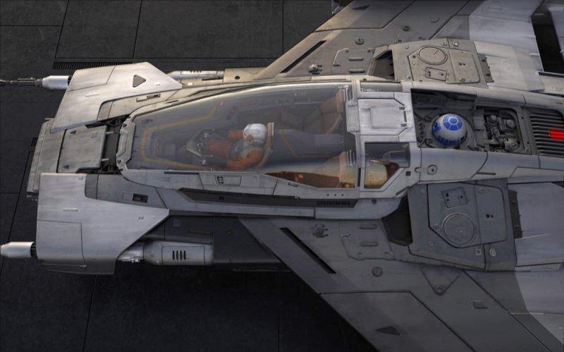 Porsche Star Wars colab