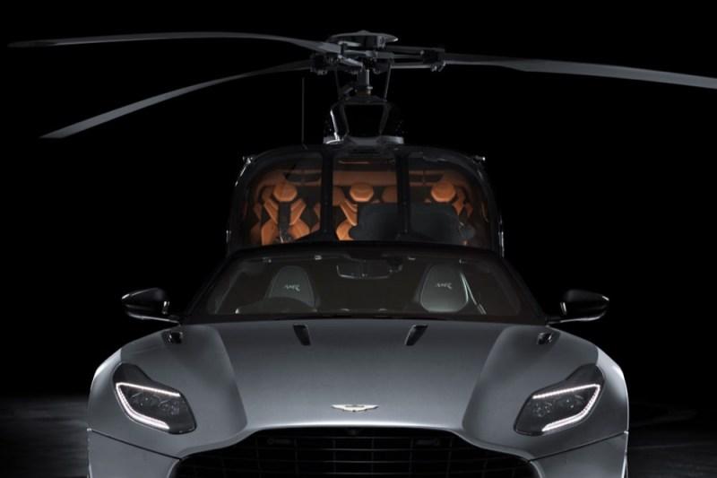 Aston Martin ACH130 front