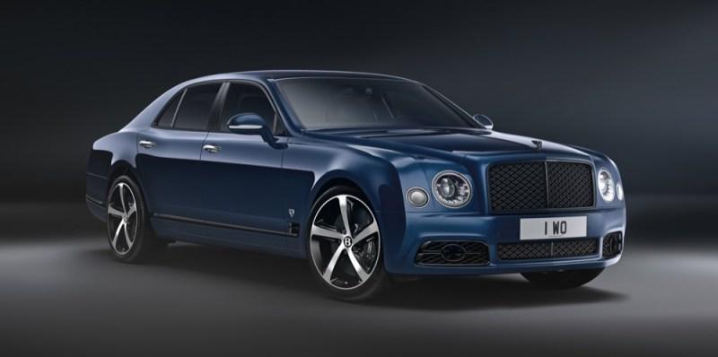 Bentley Mulsanne 675 Edition main