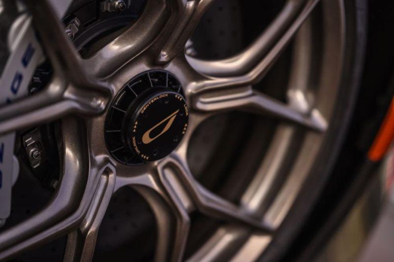 Czinger C21 wheel