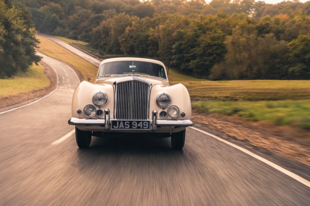 1952 Bentley R-Type Continental front