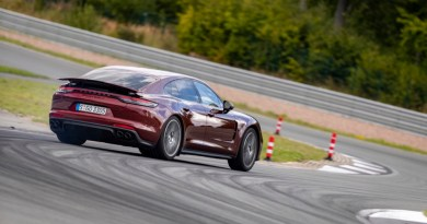 Panamera Turbo S Bilster Berg main
