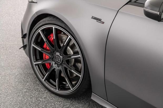 Brabus A45 wheel