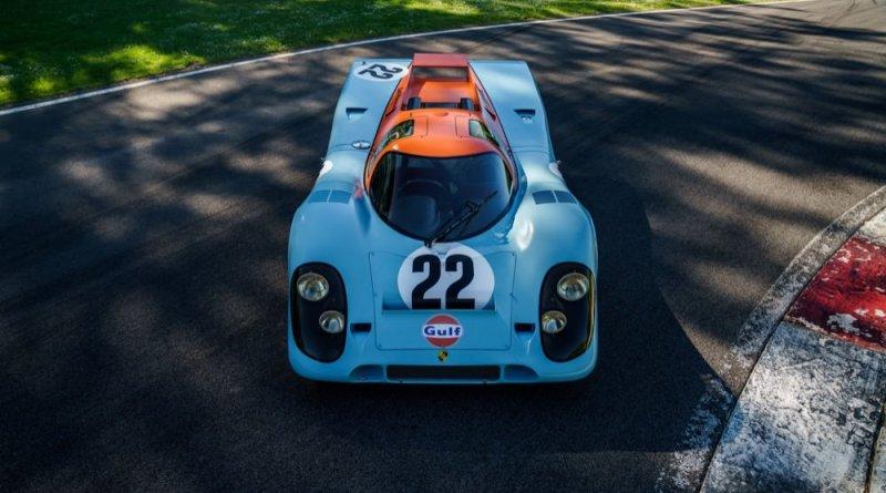 Porsche 917 K front