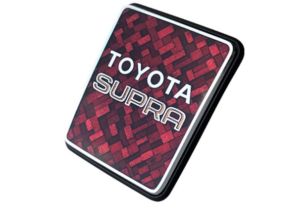 Toyota Gazoo Racing Heritage Supra parts