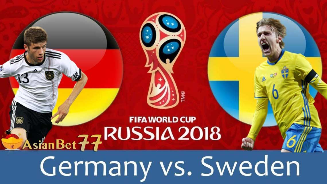 PREDIKSI SKOR PIALA DUNIA GERMANY VS SWEDEN