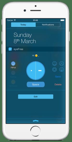 Support image Widget - eyeFree