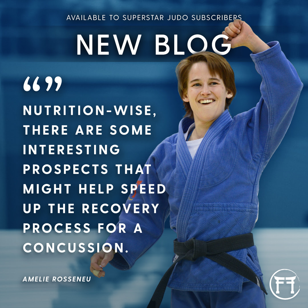 Concussion Recovery Supplements Can Nutrition Help 510 Judo