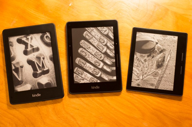 Review: The Kindle Oasis – 512 Pixels