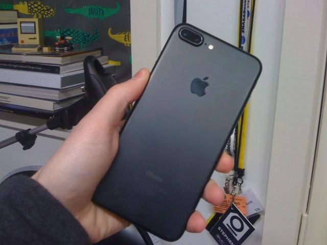 iPhone 7 Plus, taken with original