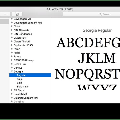 macOS 10 13 High Sierra – 512 Pixels