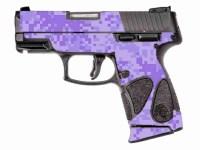 Purple Digital Camo