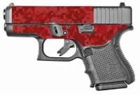 Red Digital Camo
