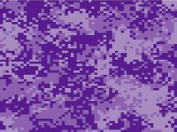 Dark Purple Digital Camo