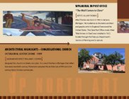 WPA Mural & Architectural Highlights
