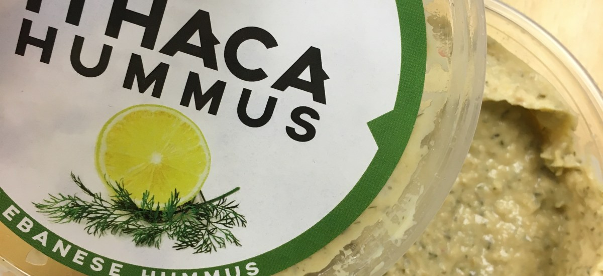 REVIEW: Ithaca Hummus, Ithaca [PHOTO]