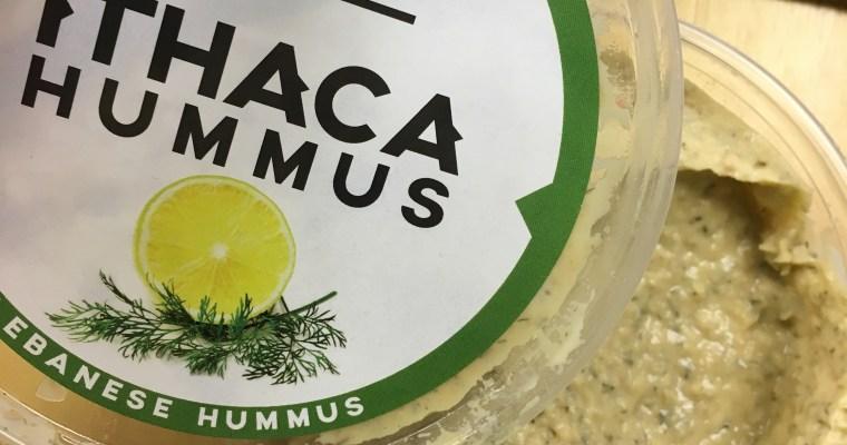 REVIEW: Ithaca Hummus, Ithaca [PHOTO]