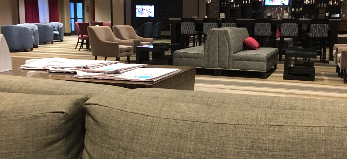 REVIEW: DoubleTree by Hilton Schenectady [PHOTOS]