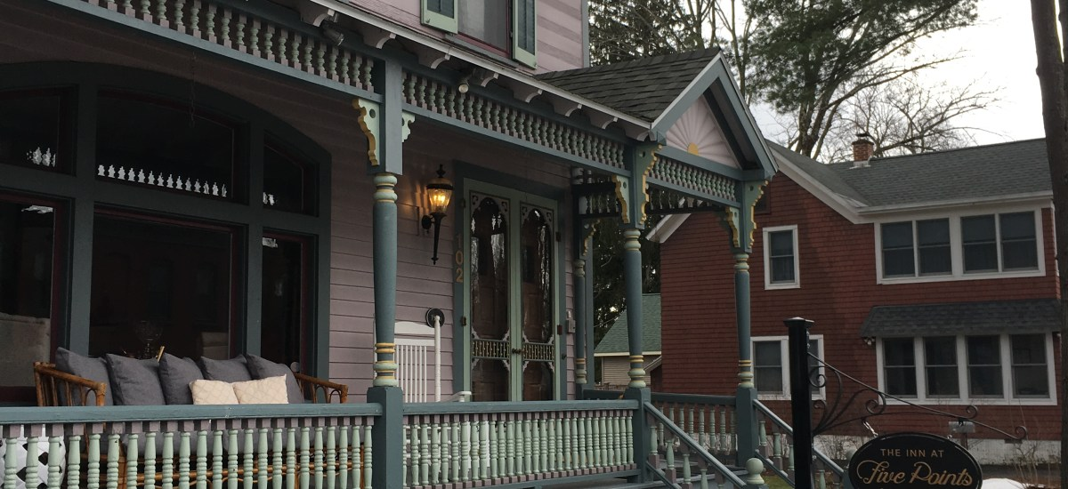 The Inn at Five Points: Bed and Breakfast in Downtown Saratoga