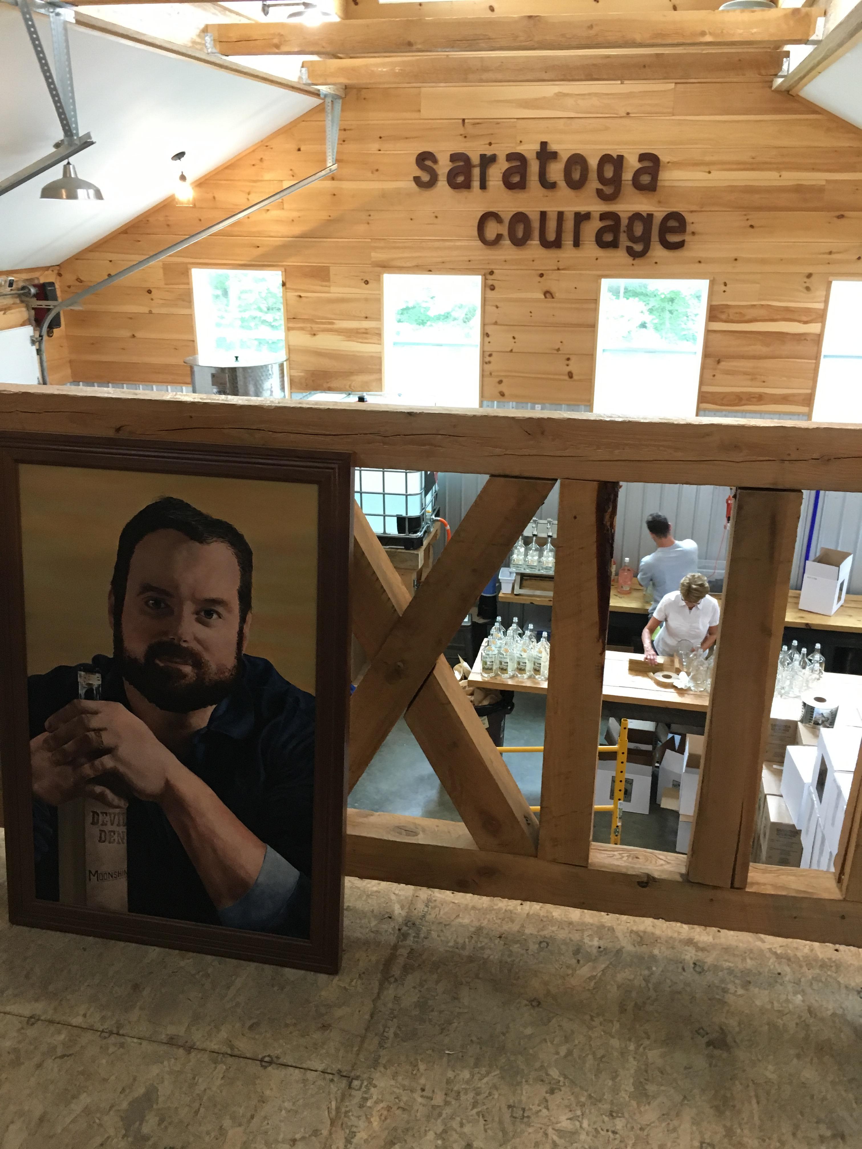 Pick Six Vodka, Saratoga Courage Distillery [VIDEO]