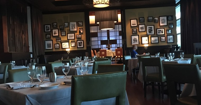 Brunch at Duke's Chophouse, Rivers Casino
