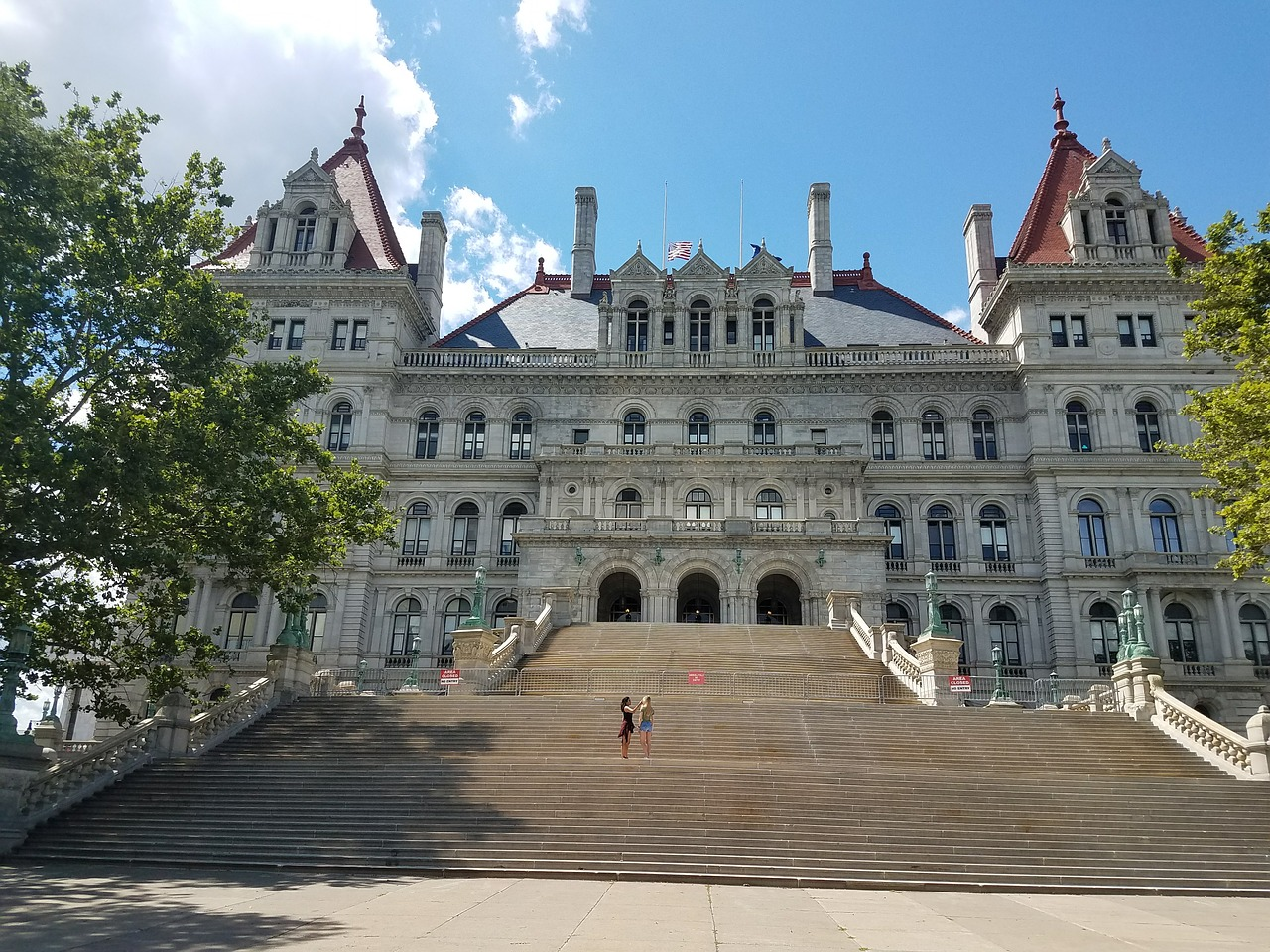 Did You See Danny Glover in Albany This Week? [VIDEO]