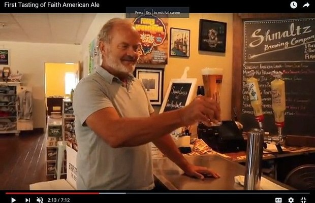 Is Kelsey Grammer Opening Up a Brewery Around Here? [VIDEO]