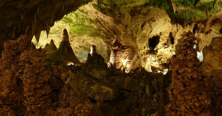 Howe Caverns' Nude Spelunking Reactions [PHOTOS]