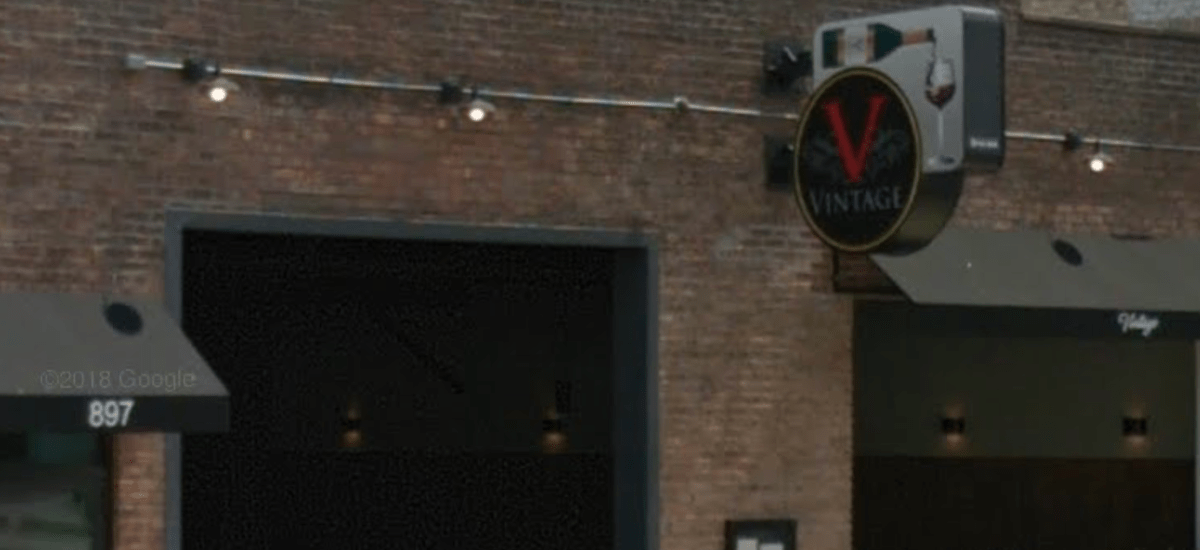 Vintage, Albany Closed