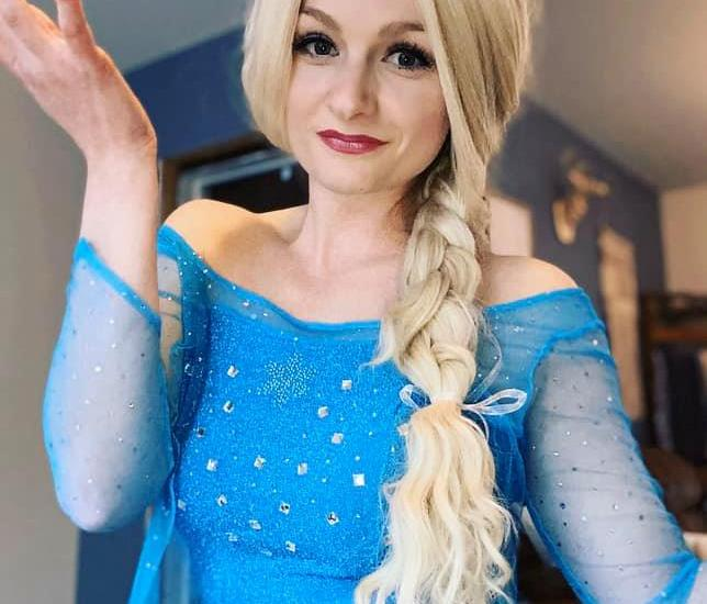 Schedule a Zoom Chat with Elsa for Charity