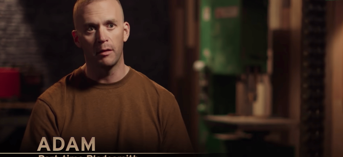 Troy Firefighter Competes on History Channel's Forged in Fire